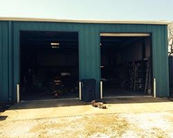 repair shop garage doors